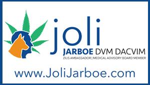Joli Jarboe DVM DACVIM ZILIA AMBASSADOR logo